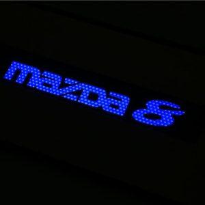 Mazda 8 Scuff Plates2
