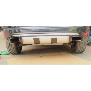 XC60 Bumper Diffuser -2