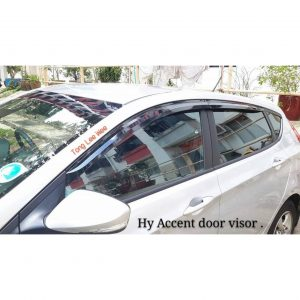 Accent Door Visor