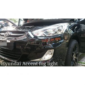 Accent Foglight