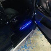 Mazda CX9 Scuff Plate 1