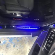 Mazda CX9 Scuff Plate 2