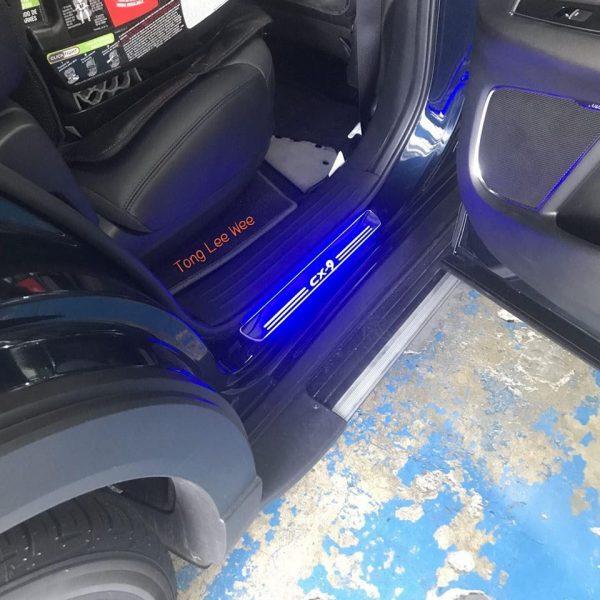 Mazda CX9 Scuff Plate 3