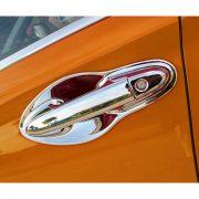 Vezel Door Handle & Bowl Chrome 2