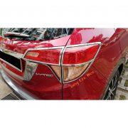 Vezel Tail Light Chrome Trimming 2